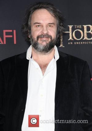 Director, Peter Jackson,  at premiere of 'The Hobbit: Unexpected Journey' at the Ziegfeld Theater. New York City, USA -...