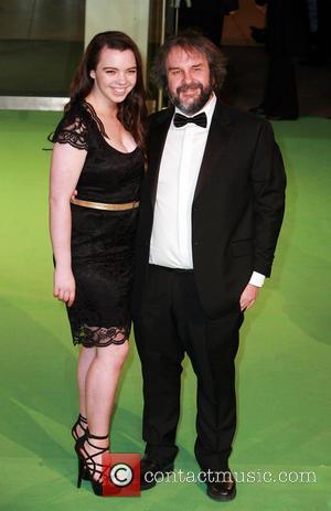 Katie Jackson and Peter Jackson