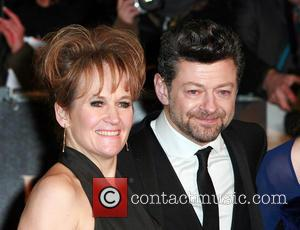 Lorraine Ashbourne; Andy Serkis The Hobbit: An Unexpected Journey - UK premiere - Arrivals  Featuring: Lorraine Ashbourne, Andy Serkis