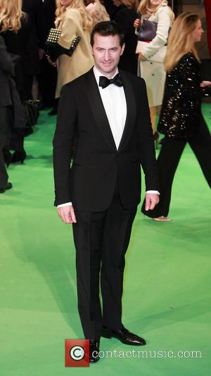 Richard Armitage The Hobbit: An Unexpected Journey - UK premiere - Arrivals  Featuring: Richard Armitage