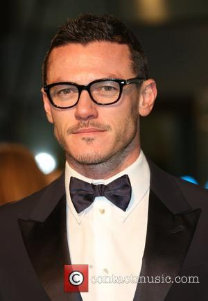 Luke Evans The Hobbit: An Unexpected Journey - U.K. premiere - Arrivals London, United Kingdom - 12.12.12