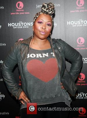 Monifah Lifetime's new reality series 'The Houstons: On Our Own' premiere launch party at the Tribeca Grand Hotel - Arrivals...