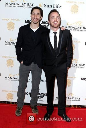 Justin Long, Aaron Paul