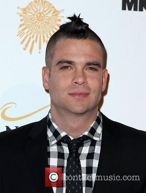 Mark Salling  The opening of Michael Jackson's 'The Immortal World Tour' at the Mandalay Bay Resort and Casino Las...
