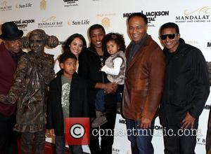 Tito Jackson and Kenneth Babyface Edmonds