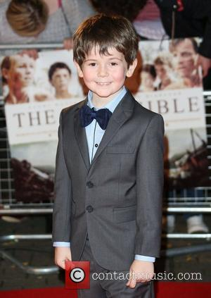 Oaklee Prendergast The Impossible Premiere