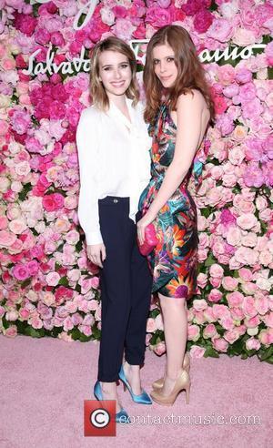 Emma Roberts and Kate Mara