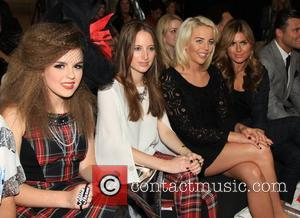 Talia Storm, Rosie Fortescue, Lydia Bright, Lydia Rose Bright and Zoe Hardman