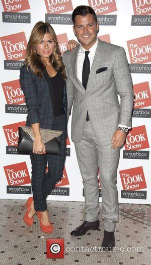 Zoe Harding and Mark Wright