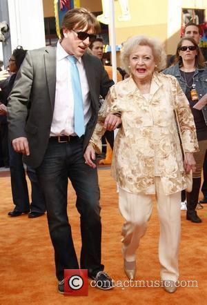Betty White Hangs Out With Slash At Los Angeles Zoo