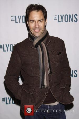 Eric McCormack Broadway opening night of 'The Lyons' at the Cort Theatre – Arrivals New York City, USA – 23.04.12