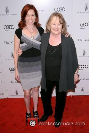 Shirley Knight and Carrie Preston