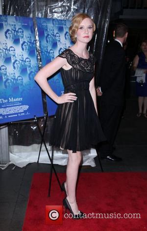 Madisen Beaty New York Premiere of The Master at the Zigfield Theater New York City, USA - 11.09.12