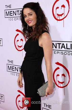 Robin Tunney CBS celebrates 100 episodes of 'The Mentalist' held at The Edison - Arrivals Los Angeles, California - 13.10.12