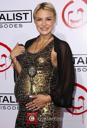 Samaire Armstrong Becomes A First-time Mum
