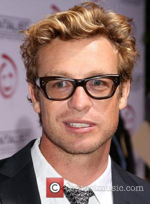 Simon Baker CBS celebrates 100 episodes of 'The Mentalist' held at The Edison - Arrivals Los Angeles, California - 13.10.12