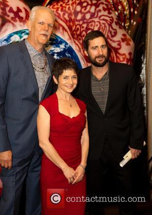 Christy Pipkin, Turk Pipkin and Luke Wilson