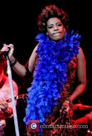 Macy Gray Performing In Michael Jackson Tribute Show For Charity