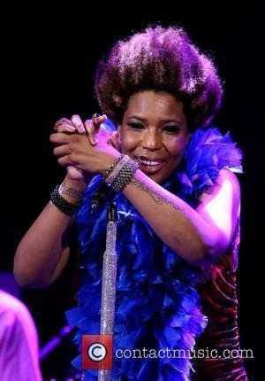 Macy Gray performing at The Pearl inside The Palms Casino Resort Las Vegas, Nevada - 04.08.12