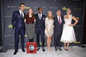 Cheyenne Jackson, Alicia Silverstone, Daniel Breaker, Jenni Barber, Henry Winkler, Ari Graynor, The Performers and Espace. New York City