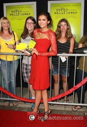 Nina Dobrev  The Los Angeles Premiere of 'The Perks of Being a Wallflower' at the ArcLight Cinerama Dome -...