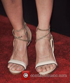 Kyra Sedgwick  The premiere of 'The Possession' held at ArcLight Cinemas - Arrivals Los Angeles, California - 28.08.12