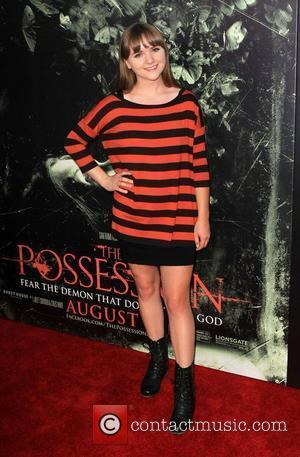 Tara Lynne Barr The premiere of 'The Possession' held at ArcLight Cinemas - Arrivals Los Angeles, California - 28.08.12