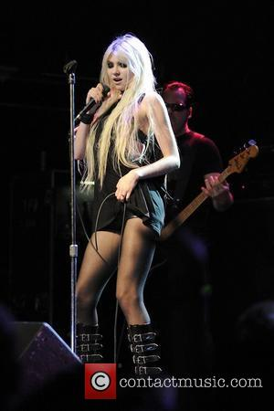 Taylor Momsen  The Pretty Reckless performs at The Phoenix Concert Theatre during The Medicine Tour.  Toronto, Canada -...