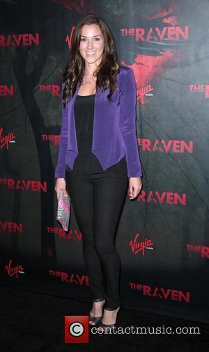 Carly Craig Special screening of Relativity Media's 'The Raven' at The Los Angeles Theatre - Arrivals Los Angeles, California -...