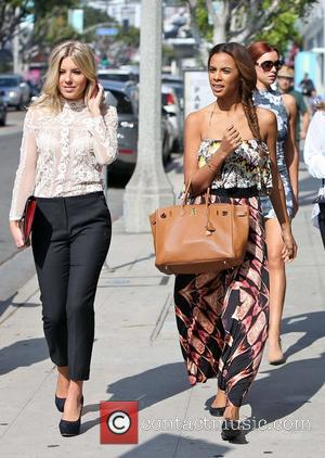 Rochelle Humes, Rochelle Wiseman and Mollie King