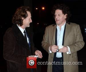 Paul Rankin and Marco Pierre White Celebrities outside the RTE studios for 'The Saturday Night Show'  Dublin, Ireland -...