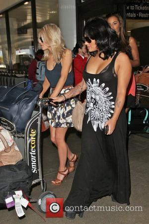 Mollie King, The Saturdays and Vanessa White