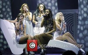 Rochelle Wiseman, Frankie Sandford, Mollie King, Una Healy, Vanessa White and Bournemouth International Centre