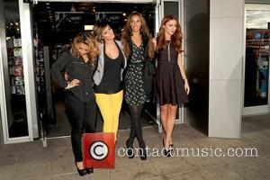 Vanessa White, Frankie Sandford, Rochelle Humes and Una Healy