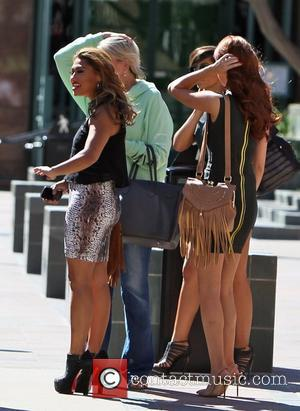 Vanessa White, Frankie Sandford and Una Healy