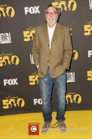 Producer James L. Brooks,  The Simpsons 500th Episode Celebration at The Hollywood Roosevelt Hotel, Hollywood - Yellow Carpet Los...