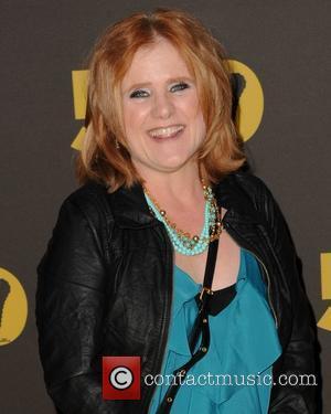 Nancy Cartwright and Hollywood Roosevelt Hotel