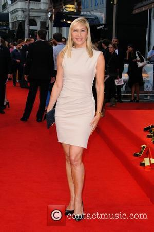 Tania Bryer The Sweeney UK film premiere held at the Vue cinema - arrivals. London, England - 03.09.12