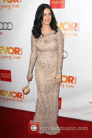 Pictures: Stars Come Out To See Katy Perry Honored At Trevor Project Awards