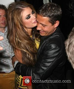 Chloe Sims and Adam Brooks
