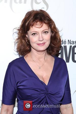 Sarandon Takes A Jab At Conservatives
