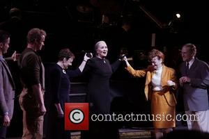 Chita Rivera, Karen Murphy and Ambassador Theatre