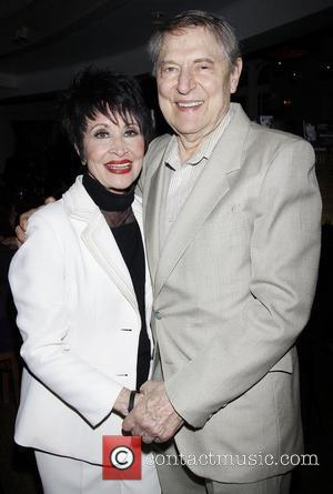 Chita Rivera and John Cullum  After party for the one-night-only Broadway benefit concert performance of 'The Visit' held at...