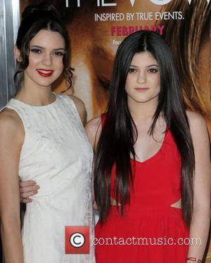 Kendall Jenner, Kylie Jenner and Grauman's Chinese Theatre