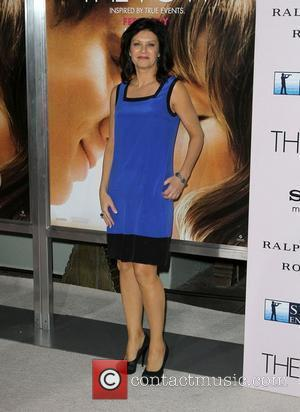 Wendy Crewson and Grauman's Chinese Theatre