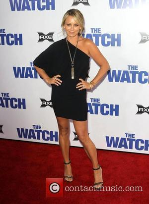 Christine Taylor Los Angeles premiere of 'The Watch' held at The Grauman's Chinese Theatre Hollywood, California - 23.07.12