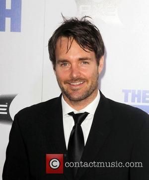 Will Forte and Grauman's Chinese Theatre