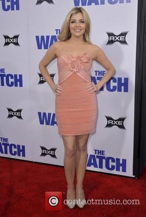 Jen Lilley  Los Angeles premiere of 'The Watch' held at The Grauman's Chinese Theatre  Hollywood, California - 23.07.12