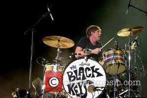 Patrick Carney of The Black Keys Way Out West Festival Day 1 Gothenburg, Sweden - 09.08.12.