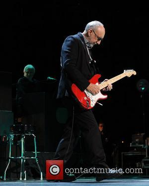 Pete Townshend The Who performs on opening night of the Quadrophenia Tour Lauderdale, Florida - 01.11.12